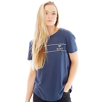 Roxy Dress Blues Sunset Lovers C Womens T-Shirt