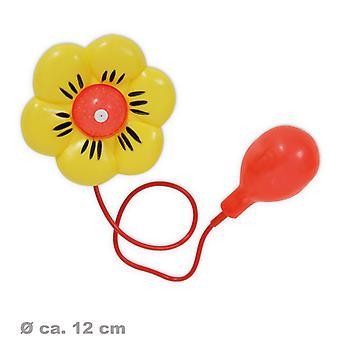 Circo de payaso accesorio de flor prop broma de rociadura