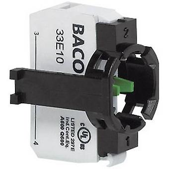 Contact 1 breaker momentary 600 V BACO 331ER01 1 pc(s)