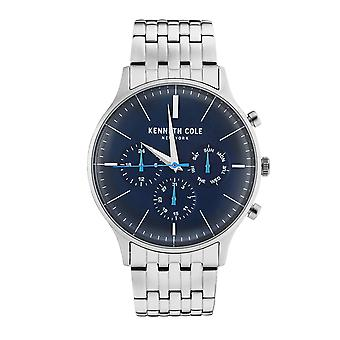 Kenneth Cole New York reloj reloj de pulsera de acero inoxidable KC50586004