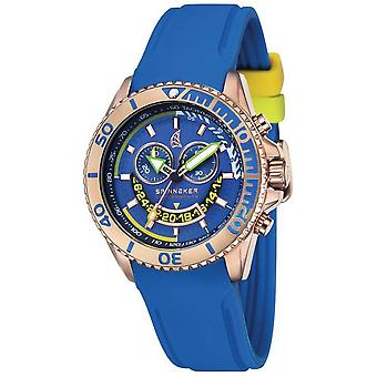 Spinnaker Amalfi Chrono Watch - Blue
