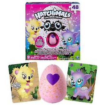 Hatchimals Puzzel 48st.+egg