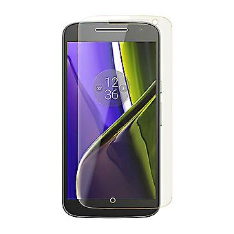 Motorola Moto G4 Tempered Glass Screen Protector Retail