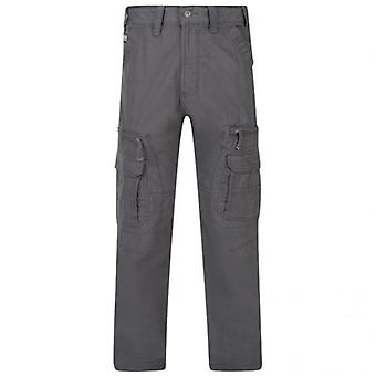 Kam Jeanswear Relaxed Fit Cargo Pants