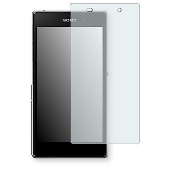 Sony Xperia Z1 TD-LTE display protector - Golebo crystal clear protection film