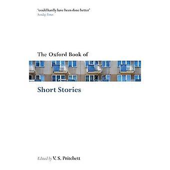 كتاب أوكسفورد لقصص قصيرة قبل ف. س. بريتشيت-9780199583133 ب