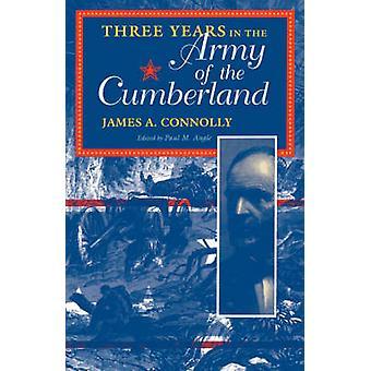 Trzy lata w armii Cumberland - litery i pamiętnik m