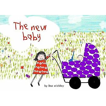 The New Baby by Lisa Stickley - 9781843653561 Book