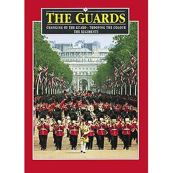The Guards - Changing the Guard Trooping - The Colour the Regiments -