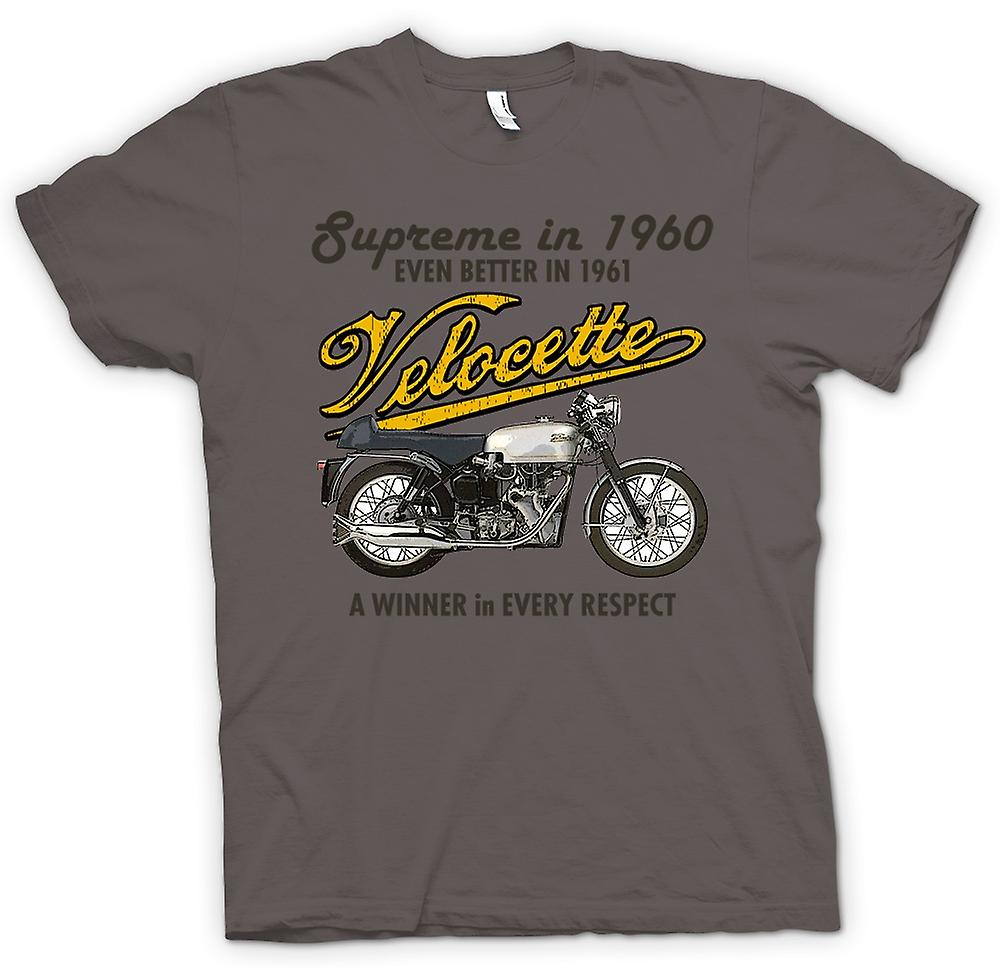 T-shirt - Velocette 61 Supreme - Bike