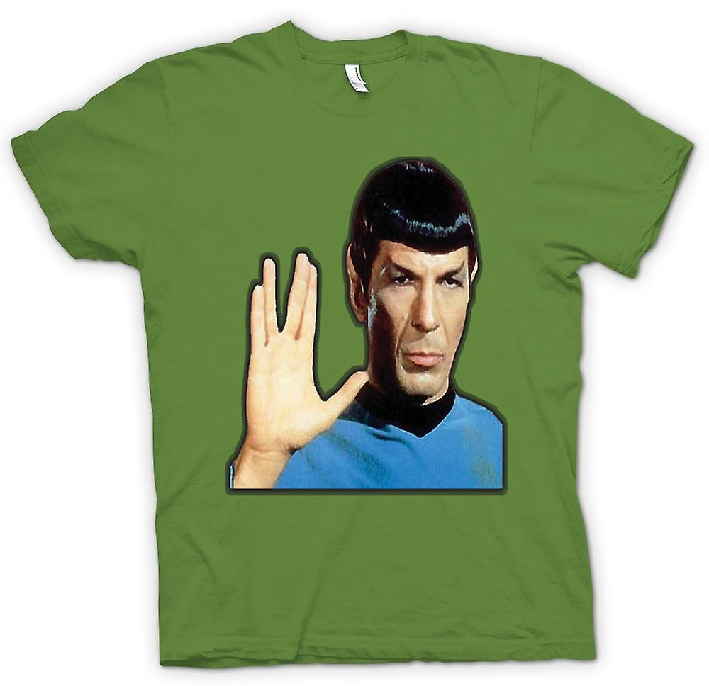 Mens t-shirt - signor Spock - Star Trek