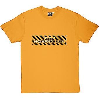 Vogon Konstruktor floty Men's T-Shirt