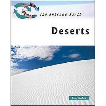 Woestijnen door Peter Aleshire - 9780816064342 boek
