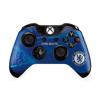 Chelsea Xbox One controller della pelle