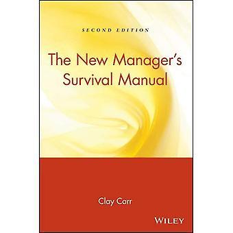 Den nya chefens överlevnad Manual