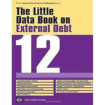 The Little Data Book on External Debt 2012 (Little Book on External Debt)