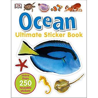 Ocean (DK Ultimate Sticker Books)