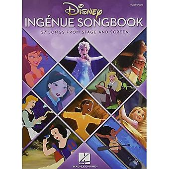 Disney Ingenue Songbook: 27 canções do teatro e do cinema (Paperback)