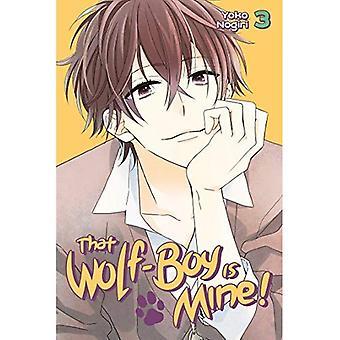 Ce garçon-Wolf est le mien! 3