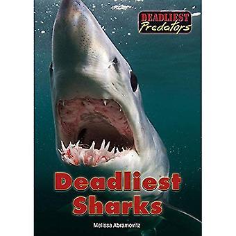 Deadliest Sharks (Deadliest Predators)