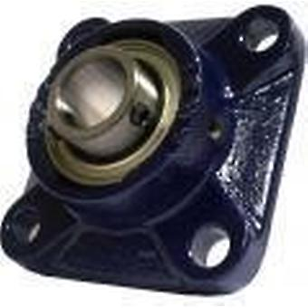 Rhp Msft25 Self Lube Two Bolt Cast Iron Flange Bearing Unit Msft