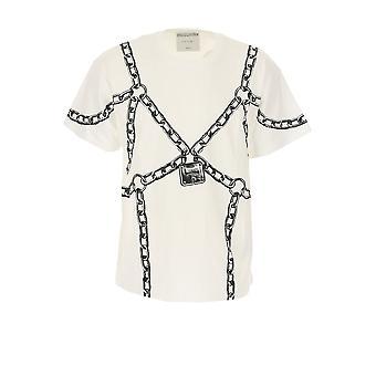 T-shirt cotton Printe love Za0714 - Moschino