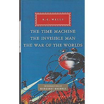 Tiden maskin - den osynliga mannen - kriga av världarna av H. G.