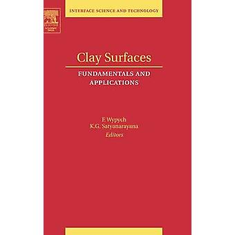 Argilla superfici fondamenti e applicazioni di Fernando & Wypych