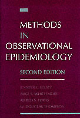 Methods in Observational Epidemiology by Kelsey & Whittemore Evans