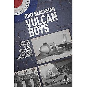 Vulcan Boys: From the Cold� War to the Falklands: True Tales of the Iconic Delta V Bomber