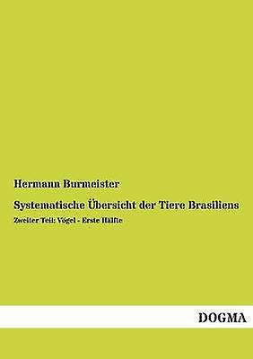 Systematische Ubersicht Der cravatere Brasiliens by Burmeister & HerhomHommes