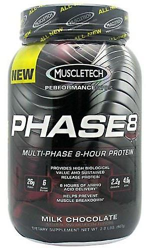 MuscleTech Phase8 Prougeein 907 gr (Sport , Masse musculaire , Prougeéines)