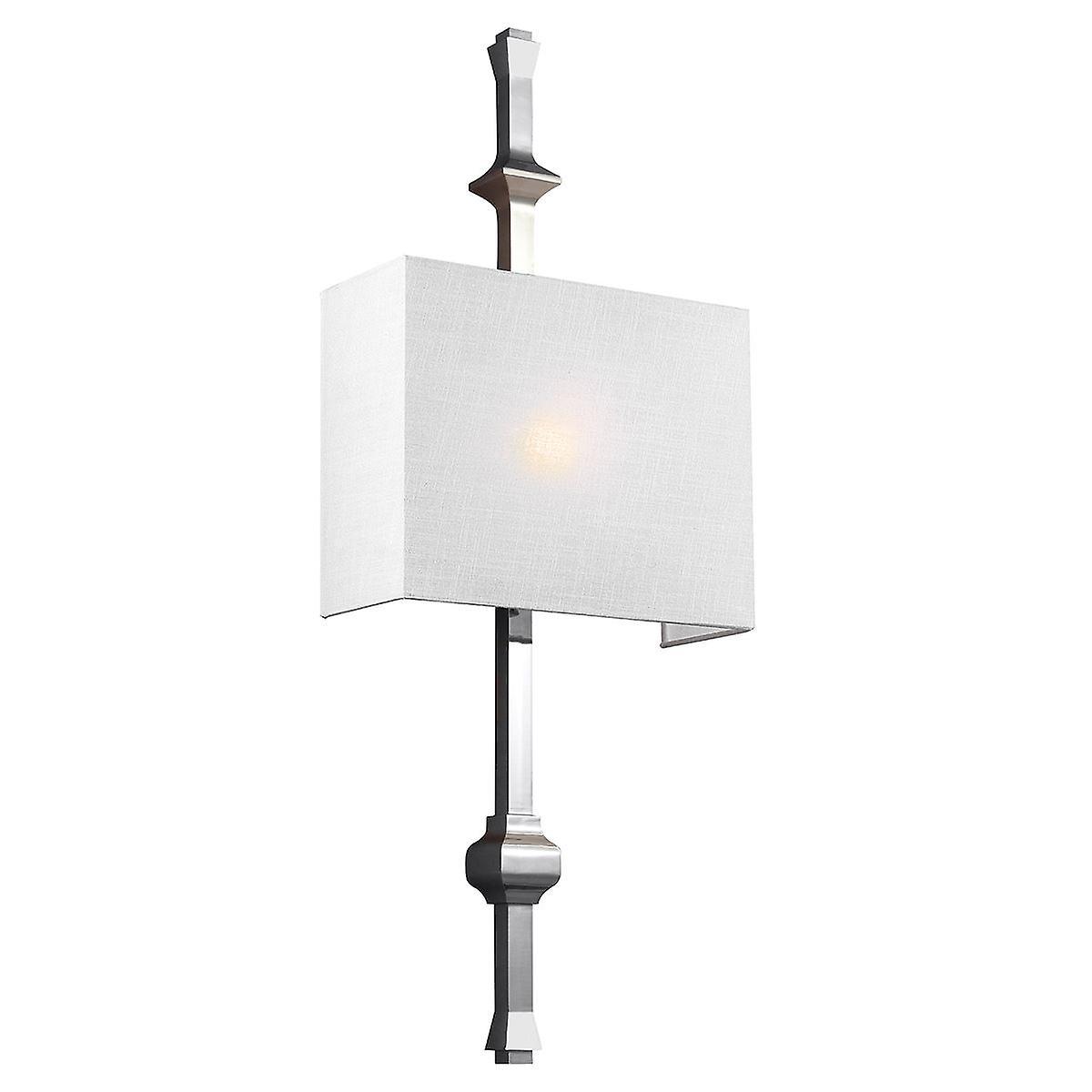 Elstead - 1 lumière Wall lumière - Polished Nickel - FE TEVA1 PN