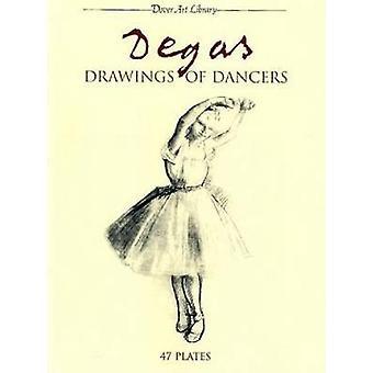 Degas - Drawings of Dancers by Edgar Degas - 9780486406985 Book