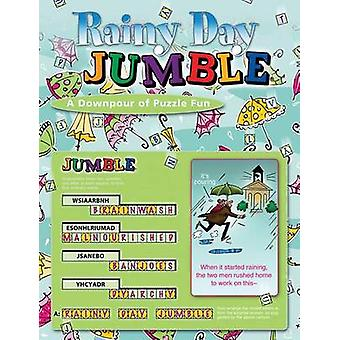 Rainy Day Jumble - A Downpour of Puzzle Fun by Henri Arnold - Bob Lee