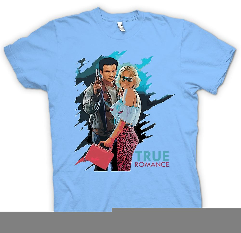 Mens T-shirt - True Romance - Clarence und Alabama