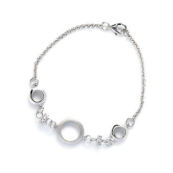 Bracelet 18.5Cm Elements Zirconium