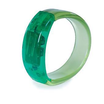 Funtime Light Up Gel Stone Bracciale Verde