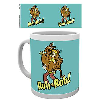 Scooby Doo Ruh Roh Boxed drinken mok