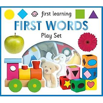 First Learning Play Sets First Words by Roger Priddy - 9781783415328
