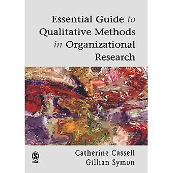 Viktig guide till kvalitativa metoder inom organisations forskning