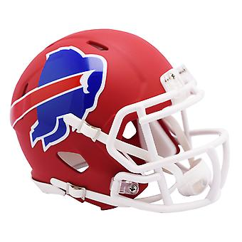 Riddell Speed Mini Football Helm - NFL AMP Buffalo Bills