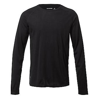 Craghoppers Mens Merino Lightweight Insulated Baselayer Top