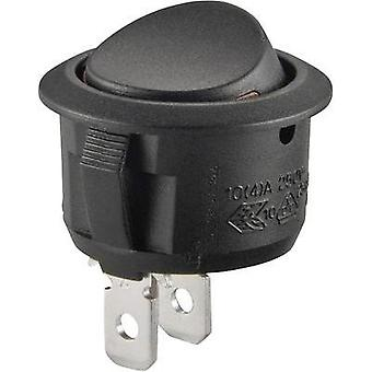 Toggle switch 250 Vac 10 A 1 x Off/On SCI R13-208A