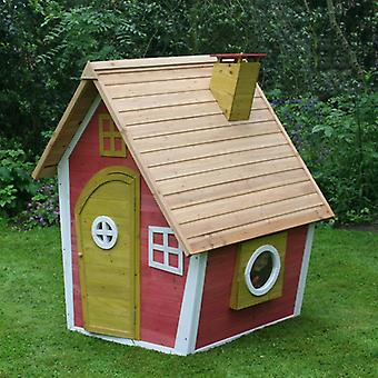 Childrenfts Play Crooked Cottage Play House
