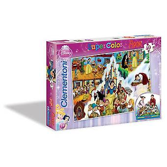 Clementoni Floor Puzzle 40 Pieces Snow White