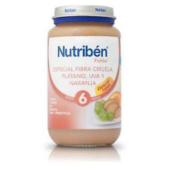 Nutribén Special Fiber Banana Plum Grape And Orange 250G