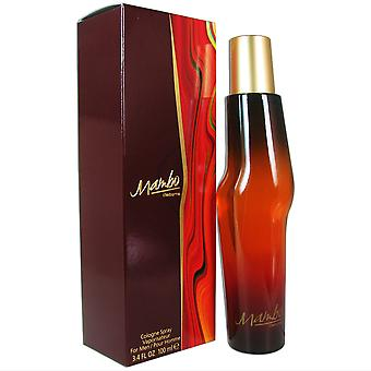 Mambo for Men by Liz Claiborne 3.4 oz EDC Spray