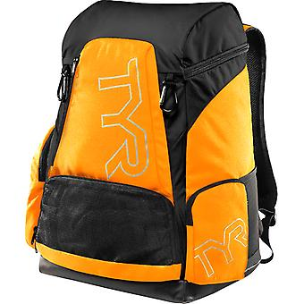 TYR Alliance Team® Backpack - 45L - Orange/Black