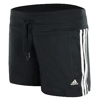 Trouser short Adidas Essentials 3S Knit-size XS